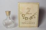 Photo©- Miniature Eau de fleurs de Ricci Nina prix = 3 €