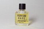 Photo©- Miniature Parfum Rare de Jacomo prix = 2 €