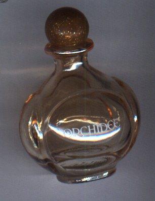 Orchidée eau de toilette 15 ml vide  de Rocher Yves