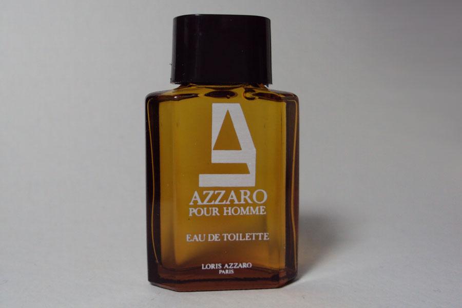 Azzaro Pour homme Eau de toilette hauteur 5.3 cm plein de Azzaro