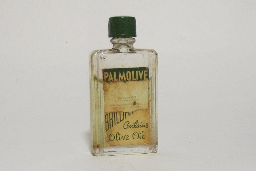 Brillantine Olive Oil Hauteur 5.9 cm  de Palmolive