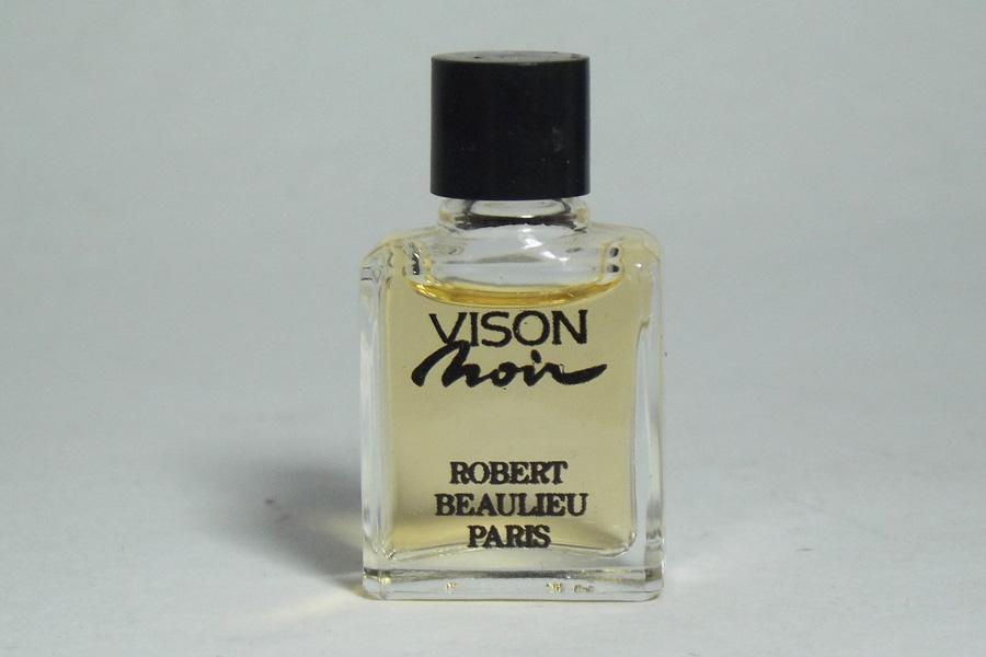 Vison Noir Hauteur 3.2 cm plein de Beaulieu
