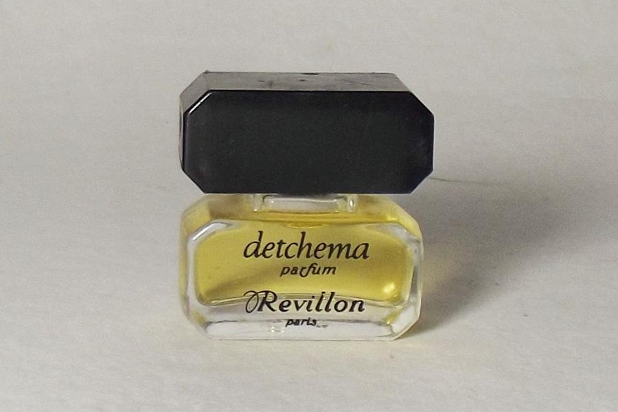 Detchema Parfum Hauteur 2.7 cm plein de Revillon